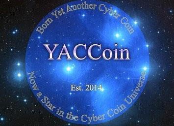 YACCoin logotype
