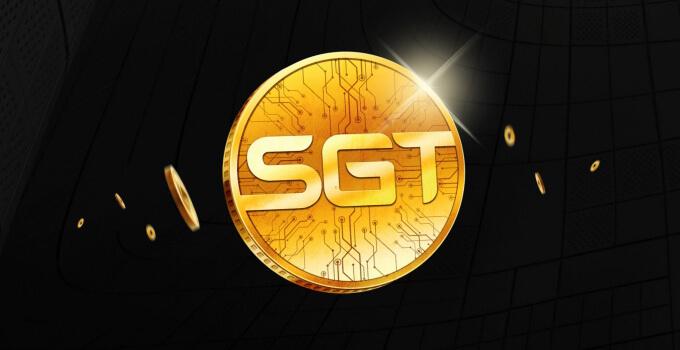 SGT SelfieYo Gold Token